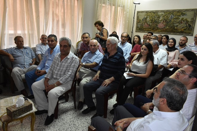 ندوة في طرابلس حول واقع الثروة المائية زعاطيطي: لبنان يتمتع بثروة غنية لا تحسن الدولة إستخدامها