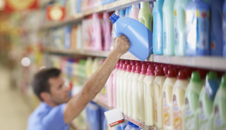 Fabrican detergente con proteína del páncreas!!