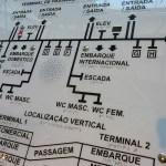 リオデジャネイロ空港への行き方
