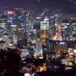 ソウルグルメ広蔵市場と夜景