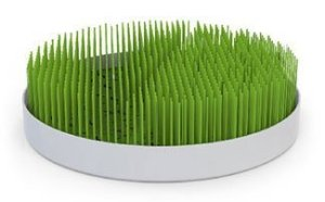grass bottle drying rack