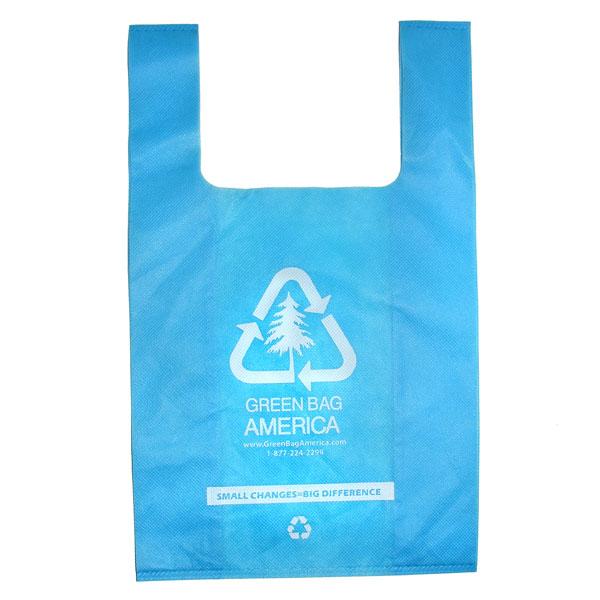 T-shirt-bag-blue