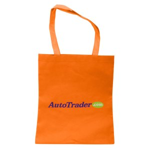 Eco-friendly promotional value tote - orange