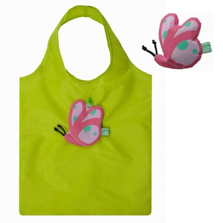 Eco-friendly butterfly surprise bag