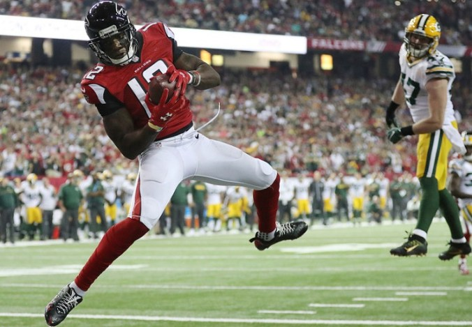 Green Bay Packers vs. Atlanta Falcons