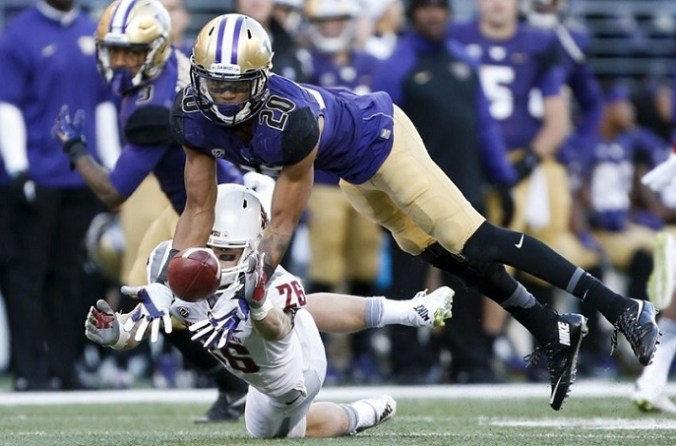 NCAA Football: Washington State at Washington