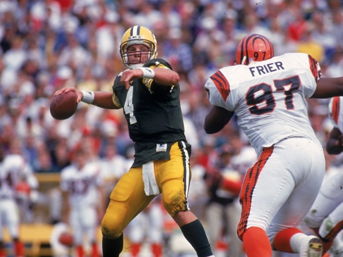 Cincinnati Bengals v Green Bay Packers