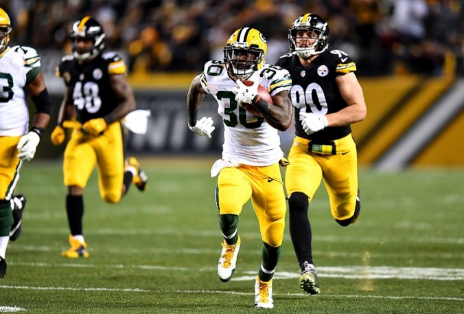 Green Bay Packers v Pittsburgh Steelers