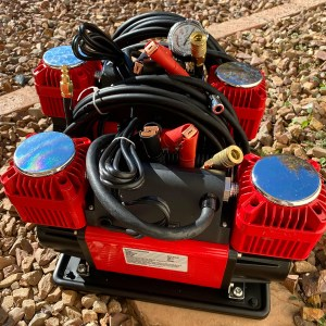 Desert Armor Beast Air Compressor Overland Portable Air Compressor