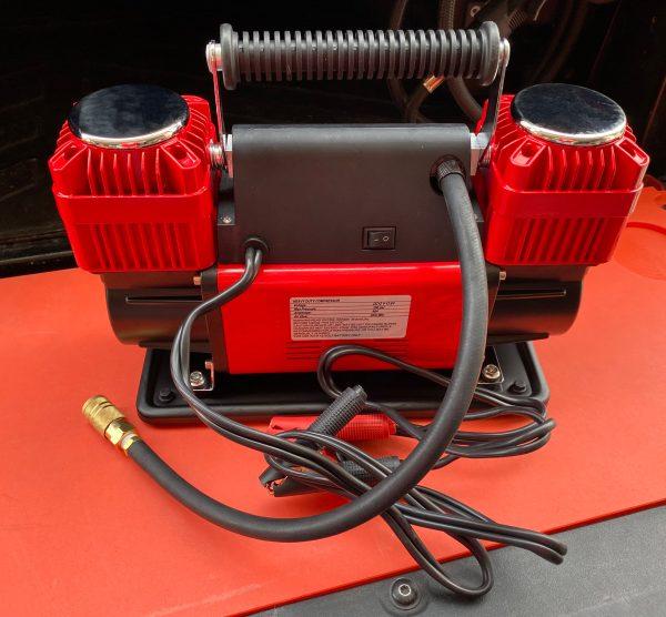 Desert Armor Beast Air Compressor Overland Portable Air Compressor