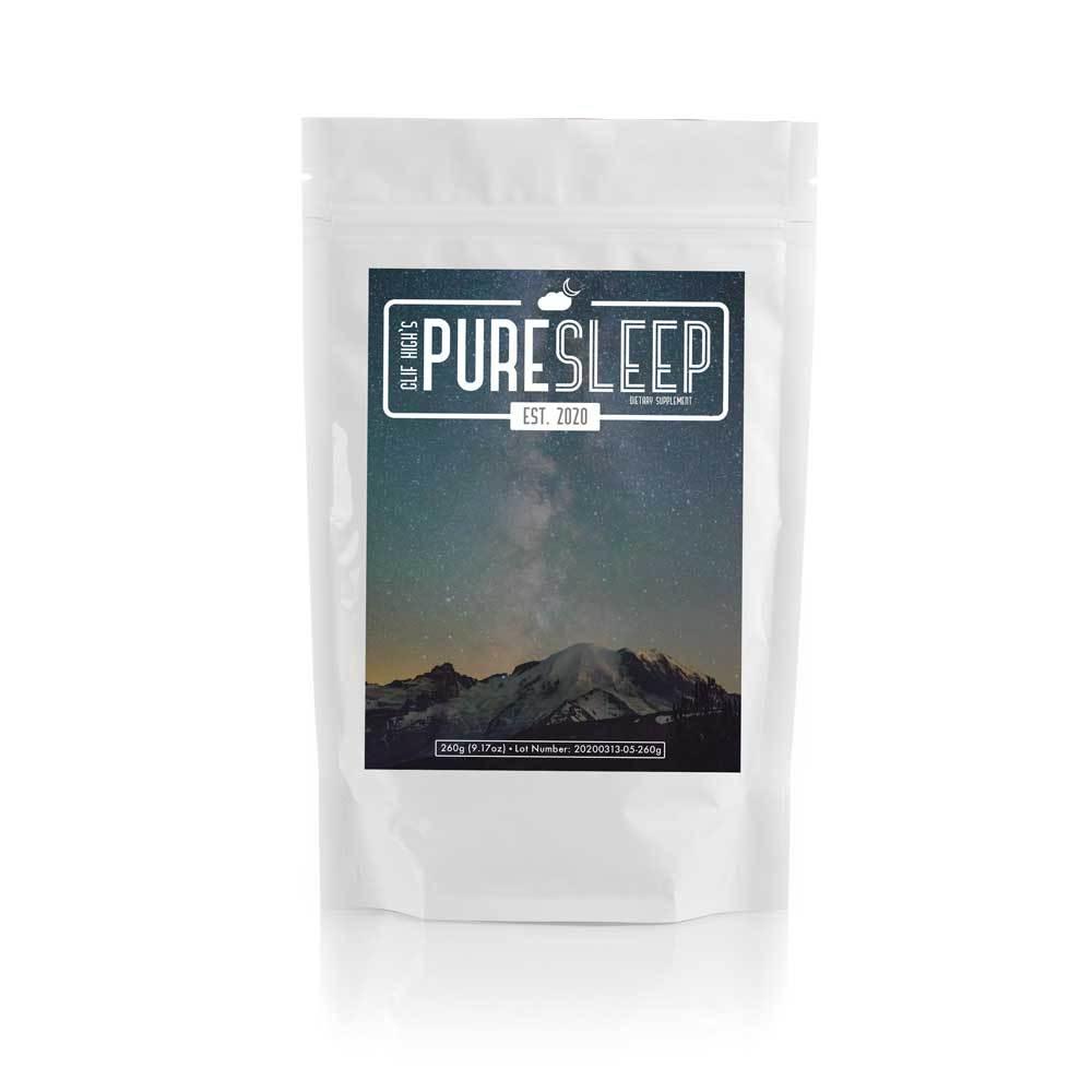 Pure Sleep Clif High Coronavirus Prevention
