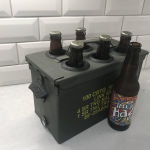 Ammo Can Cooler