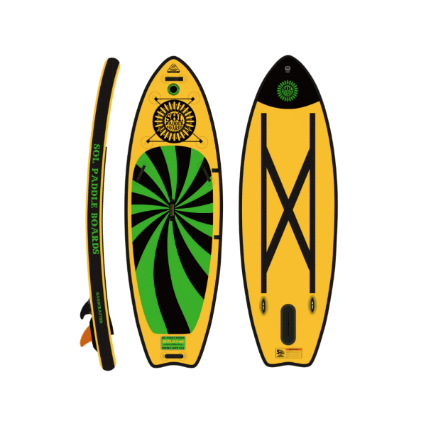 SOLShine Carbon Galaxy Paddleboard Greenbelt Outdoors