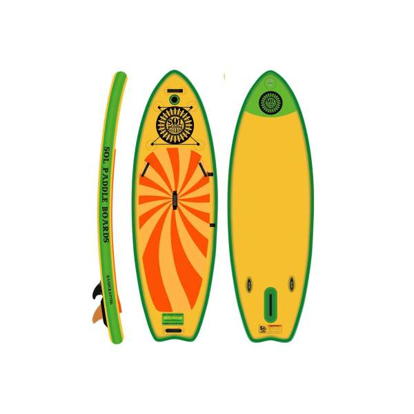 Solshine Classic Paddleboard SUP Greenbelt Outdoors