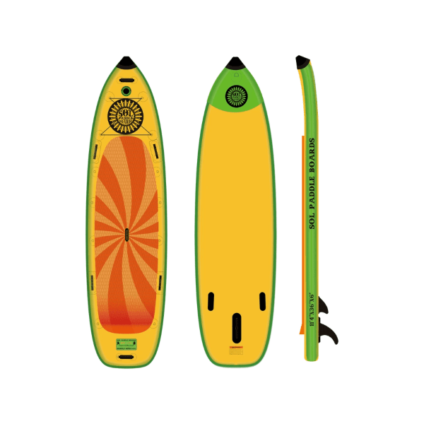 SOLSumo SUP / Paddleboard Greenbelt Outdoors Austin