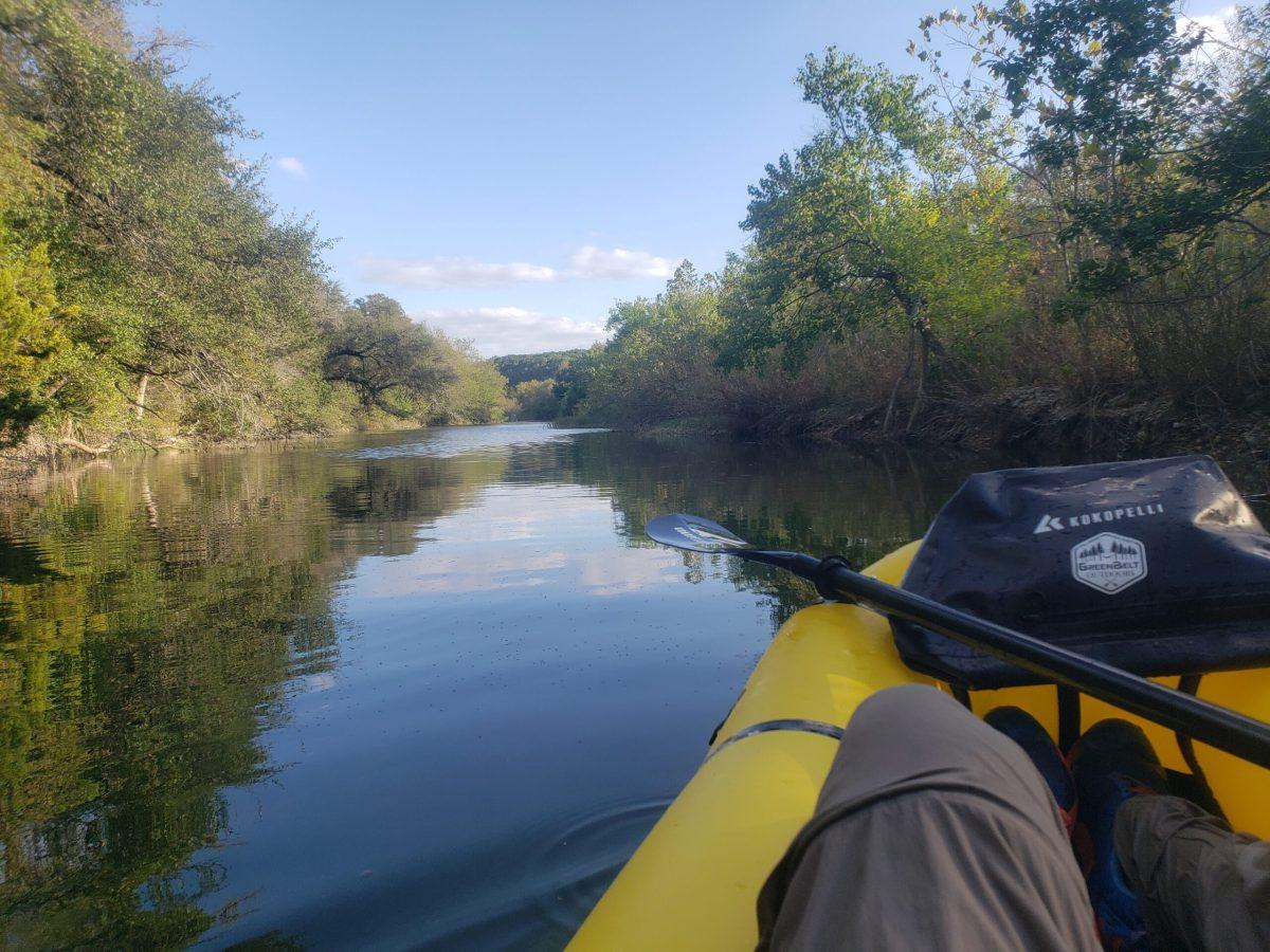 Barton creek greenbelt outdoors hill of life
