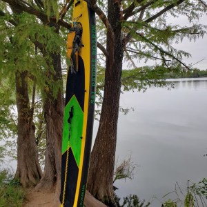 SOLSonic Race Touring Paddleboard Greenbelt