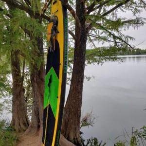 SOLSonic Race Touring Paddleboard Greenbelt