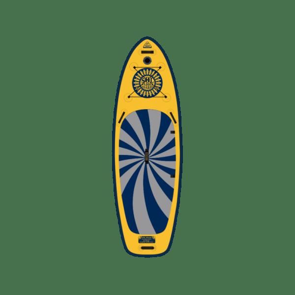 SOLAtomic Galaxy Paddleboard Greenbelt