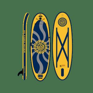 SolShiva Yoga SUP Paddleboard Greenbelt