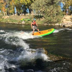 SOLStout Classic Paddleboard Greenbelt