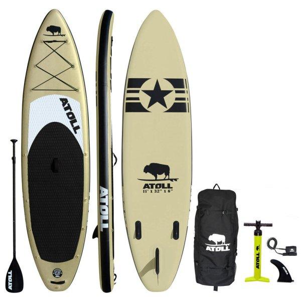 Atoll Desert Sand Paddle Board