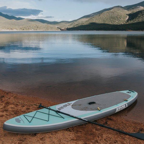 Atoll Aquamarine Paddle Board
