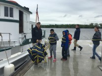 boarding Half Shell 2017