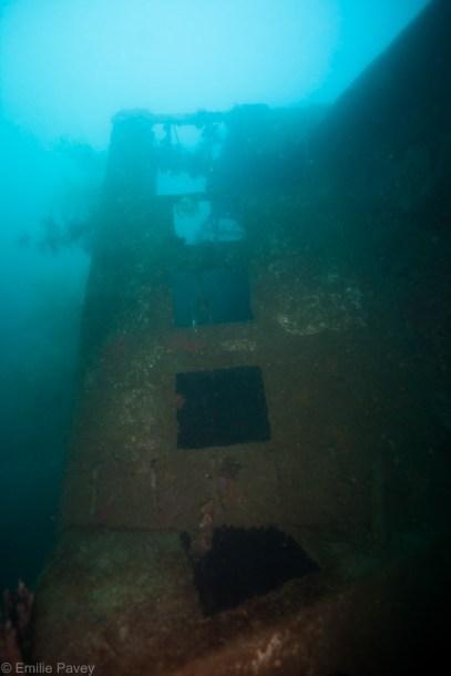 San Juan Ferry wreck
