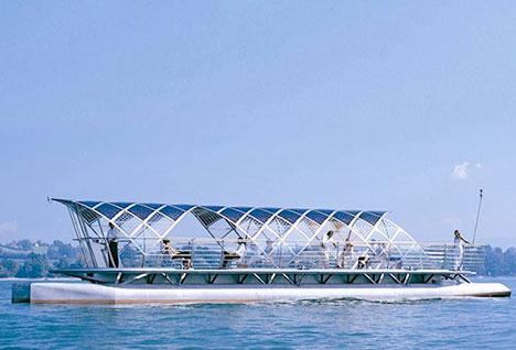 Hamburg Solar Boat