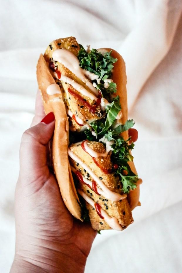 Klart du kan spise vegansk pølse. Av tofu også.