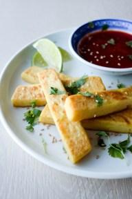 Er det tofu når det ikke er laget av soya? I følge burmesisk matkultur er det det, og da blir det kikert-tofu!