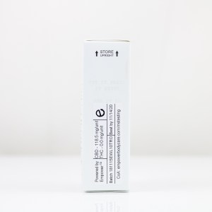 Empower Topical Relief Oil | Green Box