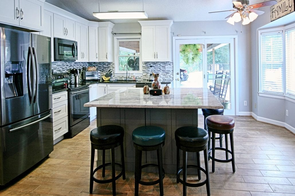 Featured Wellborn Remodel Project Greenbrook Design Center