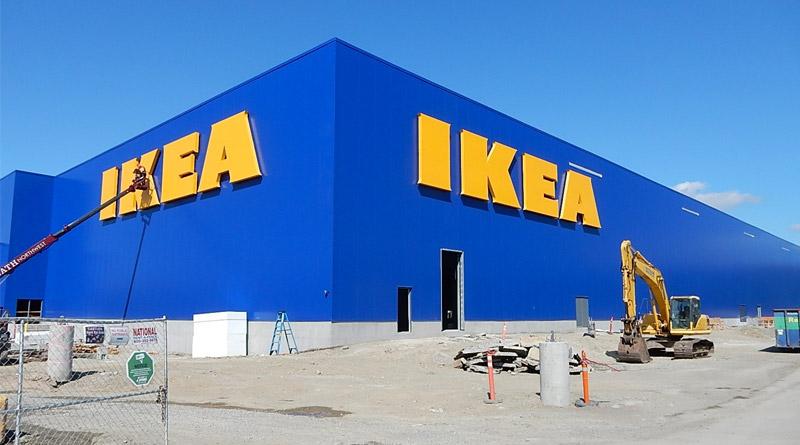 Solar Array Construction Announced For Ikea S Future Store In Ohio