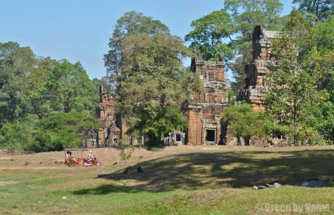 Ancient Temples ~ Join me on Discovery Tour of Cambodia