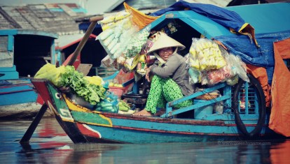 Kampong Cham. ~ Meeting the mekong Serie s ~ © Tori Green