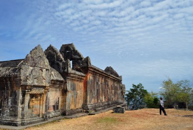 Clouds over Preah Vihear ~ On Tour with www.greenbyname.com