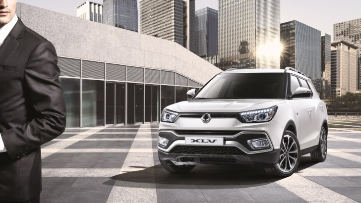 SsangYong XLV: l'alternative CNG, format XXL