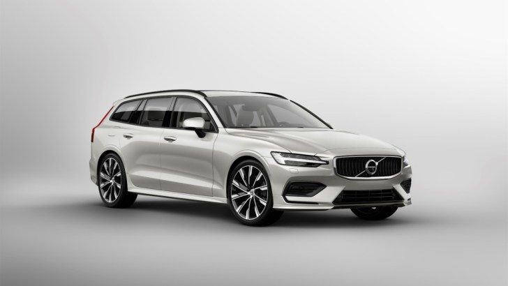 Volvo – V60 T6 Twin Engine (fiche technique)