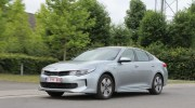 [Test] Kia Optima PHEV: Looks én diepgang