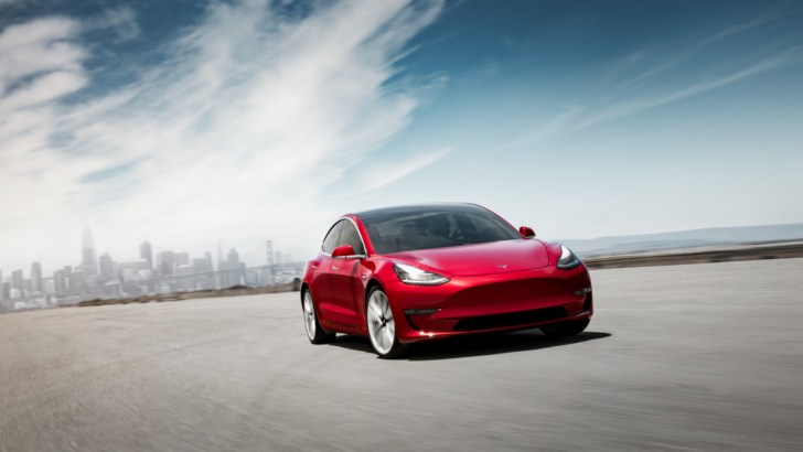 Tesla Model 3 is daverend succes in Europa