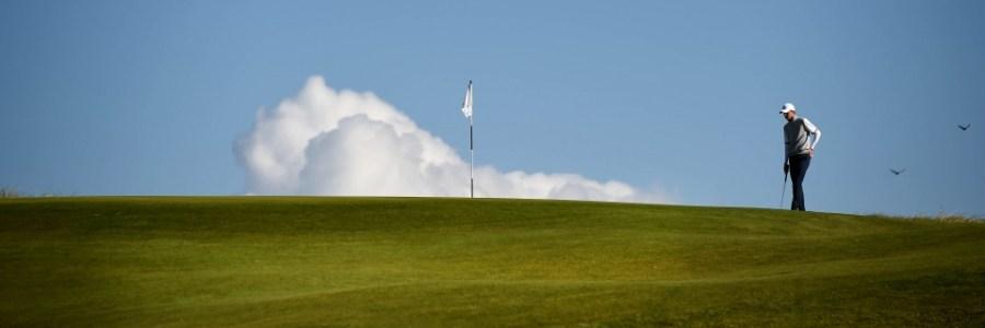 Return of golf after lockdown