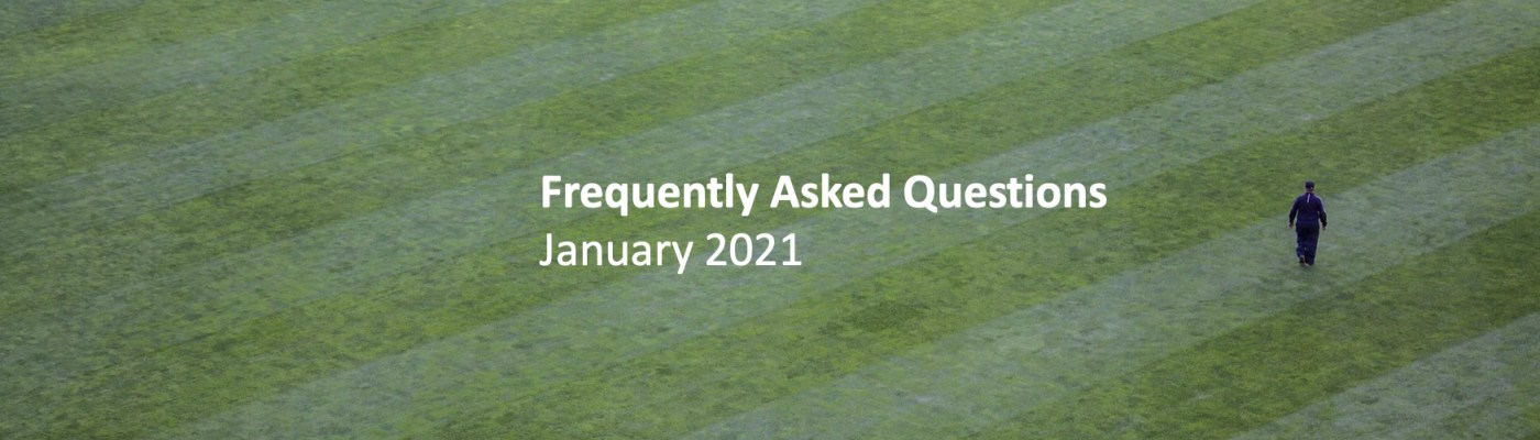 Turf - Frequently Asked Questions