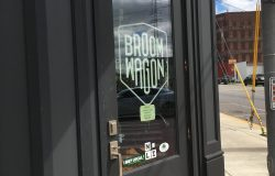 Broomwagon