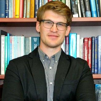 Trevor Lohrey, 2015 Cohort, College of Chemistry