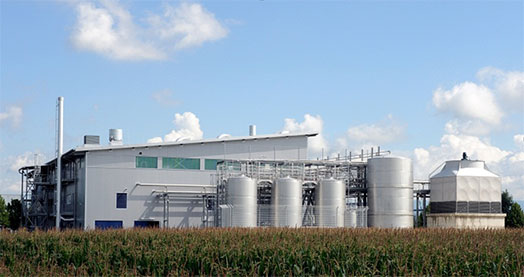 Clariant's cellulosic ethanol demo plant in Straubing, Germany