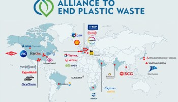 Growing plastic waste problems lead to more chemical