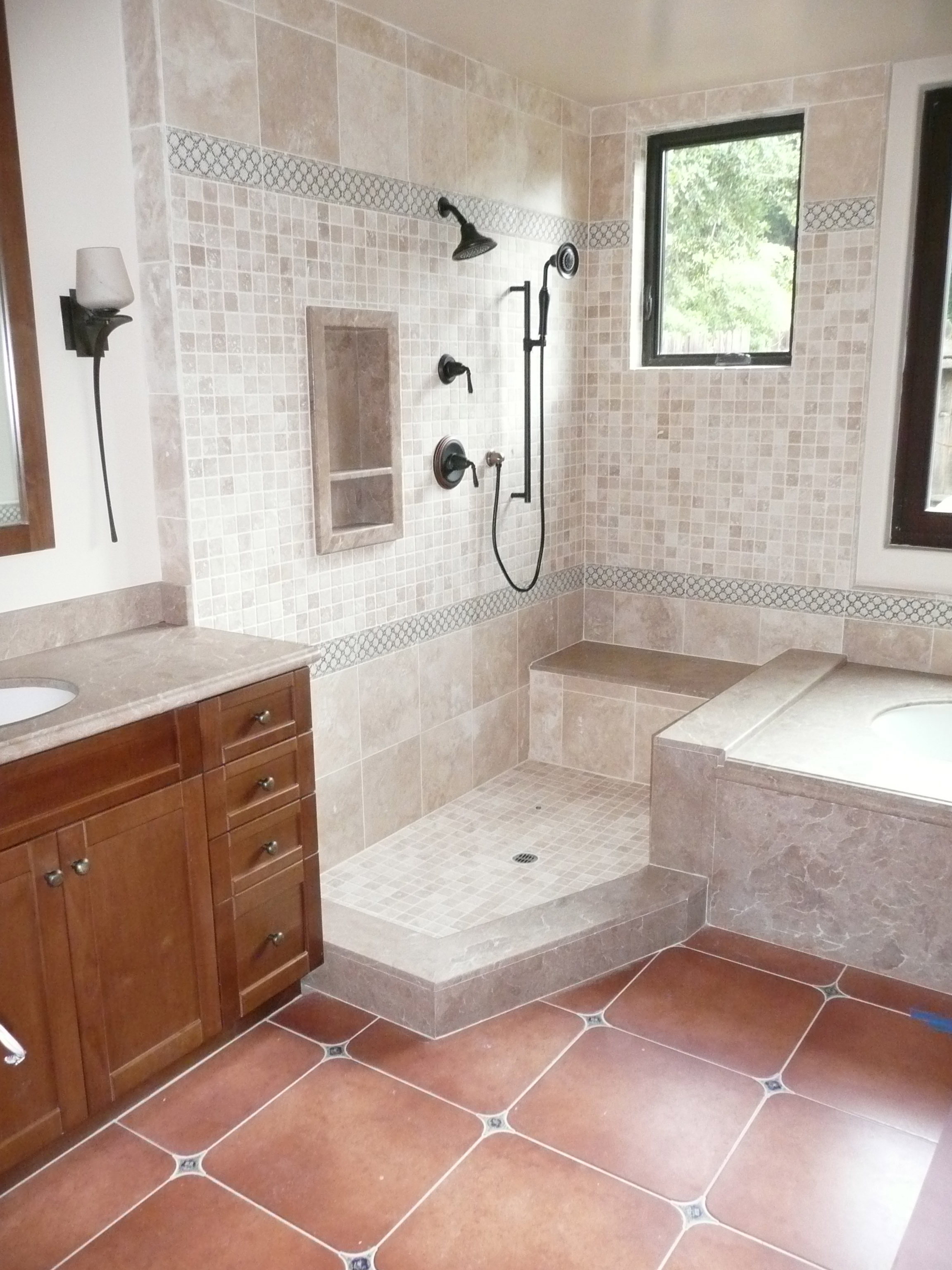 Eco Housing and Green Remodel Ideas: Looking at Menlo ... on Master Bathroom Remodel Ideas  id=21390