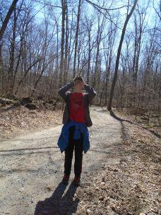 Binoculars just make nature walks more fun.